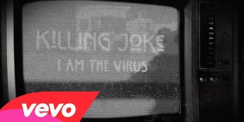 Killing Joke: ascolta il nuovo singolo di Pylon