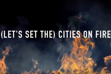 The Black Veils – (Let's Set The) Cities on Fire