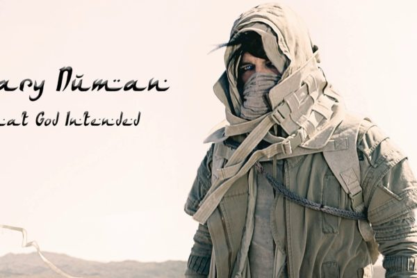 Gary Numan – What God Intended [premiere]